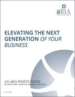 Elevating the Next Generation of Your Business